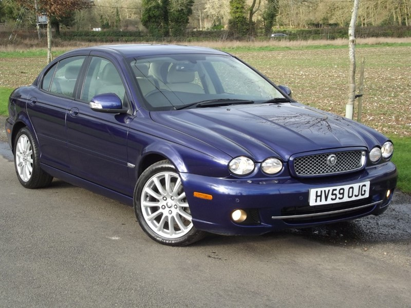 used Jaguar X-Type SPORT - 1 OWNER CAR - 4 NEW INJECTORS in oxfordshire