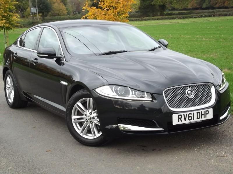 used Jaguar XF D LUXURY - LOW MILES - BIG SPEC - STUNNING CAR in oxfordshire