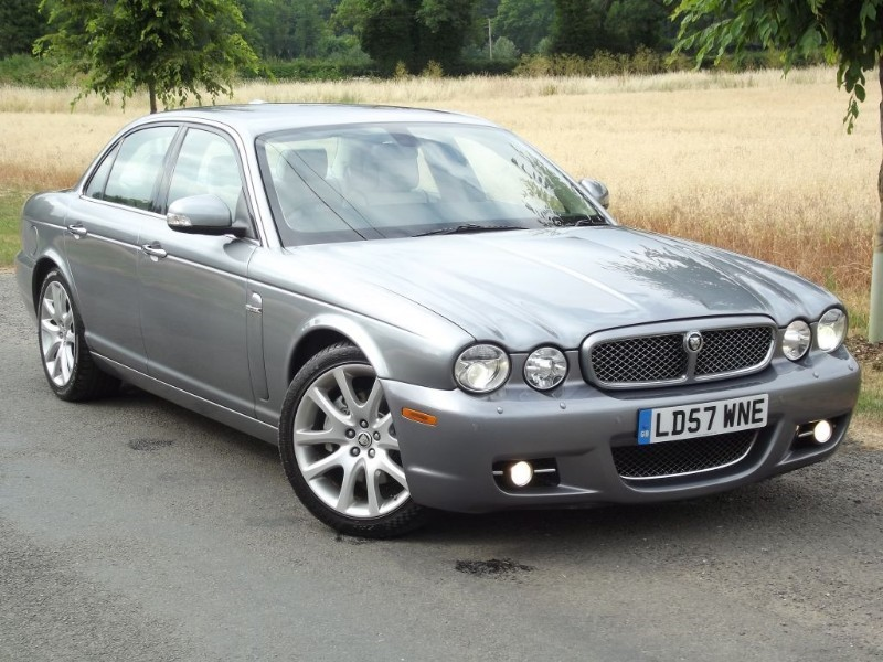 Used Jaguar XJ SOVEREIGN V8 - STUNNING CAR - CREAM LEATHER For Sale ...