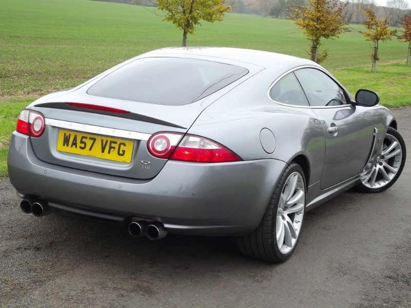 Used Jaguar XK XKR - STUNNING UNIQUE EXAMPLE with PARAMOUNT ...