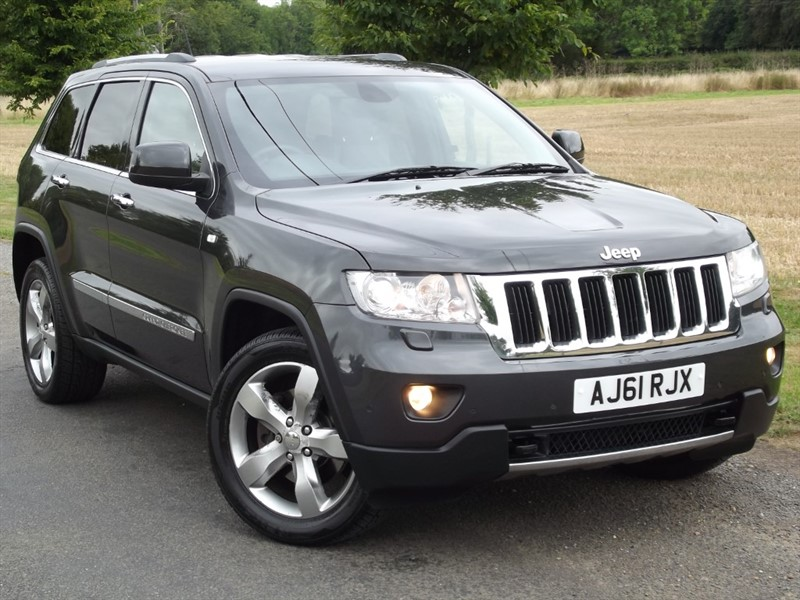 used Jeep Grand Cherokee V6 CRD LIMITED - LOVELY CLEAN EXAMPLE in oxfordshire