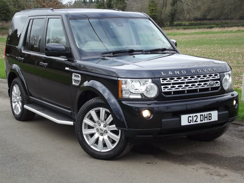 used Land Rover Discovery SDV6 HSE - IMMACULATE EXAMPLE in oxfordshire