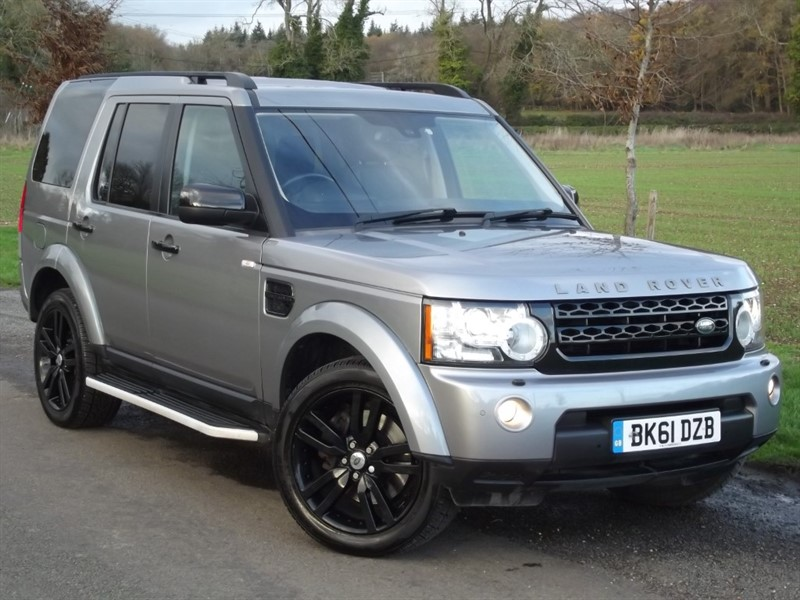 used Land Rover Discovery SDV6 LANDMARK LE - STUNNING CONDITION in oxfordshire