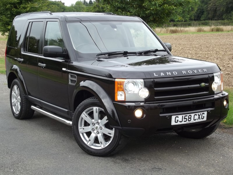 used Land Rover Discovery TDV6 HSE FACELIFT + **NEW CAMBELT** in oxfordshire
