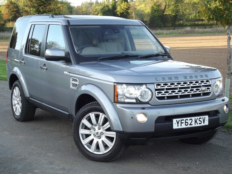 used Land Rover Discovery SDV6 HSE 255BHP 8SPEED 2013 MODEL in oxfordshire
