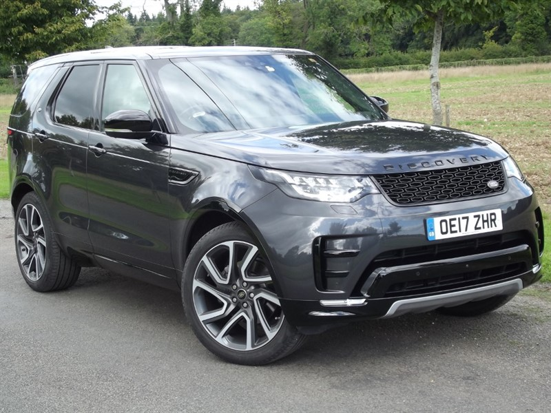 used Land Rover Discovery TD6 HSE LUXURY - DYNAMIC PACK - REAR TVs in oxfordshire