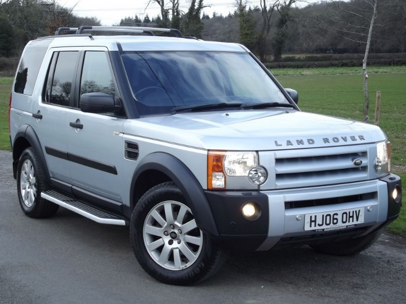used Land Rover Discovery 3 TDV6 SE in oxfordshire