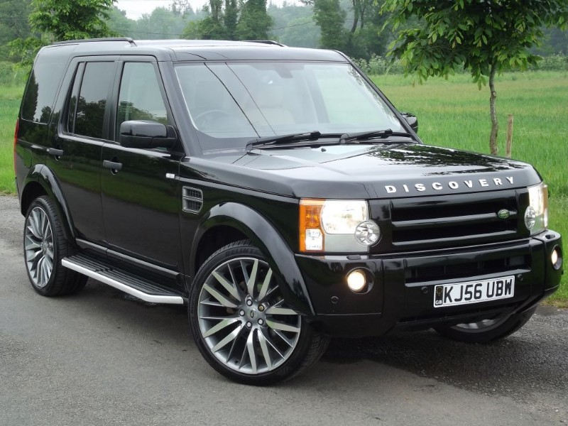 used Land Rover Discovery 3 TDV6 SE - FULL COLOUR CODED - 22