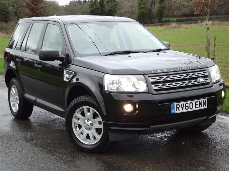 used Land Rover Freelander TD4 XS - SAT NAV - HEATED SEATS in oxfordshire