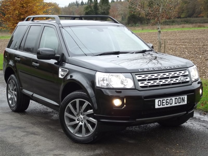 used Land Rover Freelander SD4 HSE - PRIVACY GLASS - 190BHP in oxfordshire