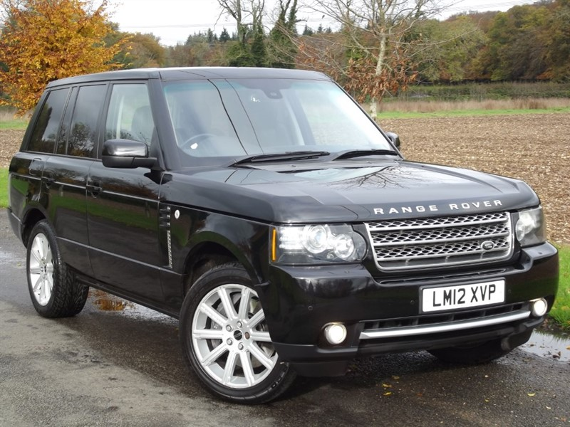 used Land Rover Range Rover TDV8 WESTMINSTER - STUNNINGLY CLEAN EXAMPLE in oxfordshire
