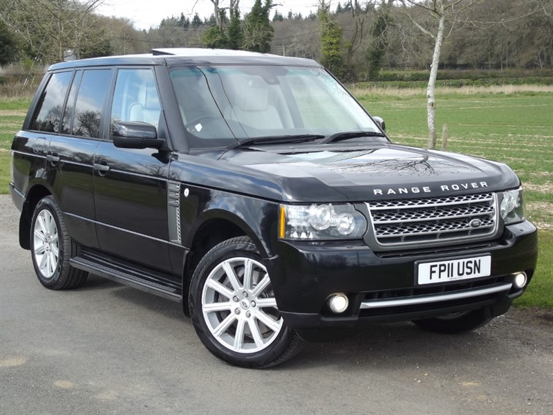 used Land Rover Range Rover TDV8 VOGUE -- FULL WESTMINSTER SPEC in oxfordshire