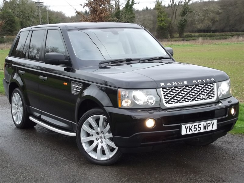 used Land Rover Range Rover Sport V8 SUPERCHARGED - HUGE SPEC - STUNNING CAR in oxfordshire