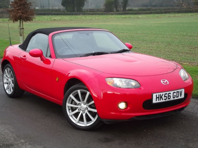 used Mazda MX-5 SPORT - VERY LOW MILES - FULL LEATHER in oxfordshire