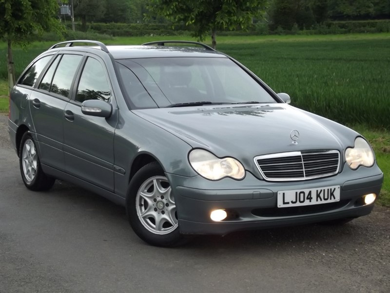 used Mercedes C200 CDI CLASSIC SE - LOVELY CLEAN CAR in oxfordshire