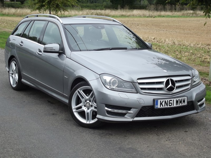 used Mercedes C220 CDI BLUEEFFICIENCY SPORT ED125 - AMAZING CONDITION in oxfordshire