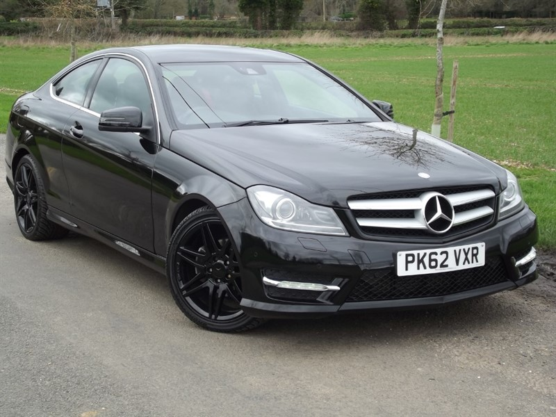 used Mercedes C250 CDI BLUEEFFICIENCY AMG SPORT PLUS in oxfordshire