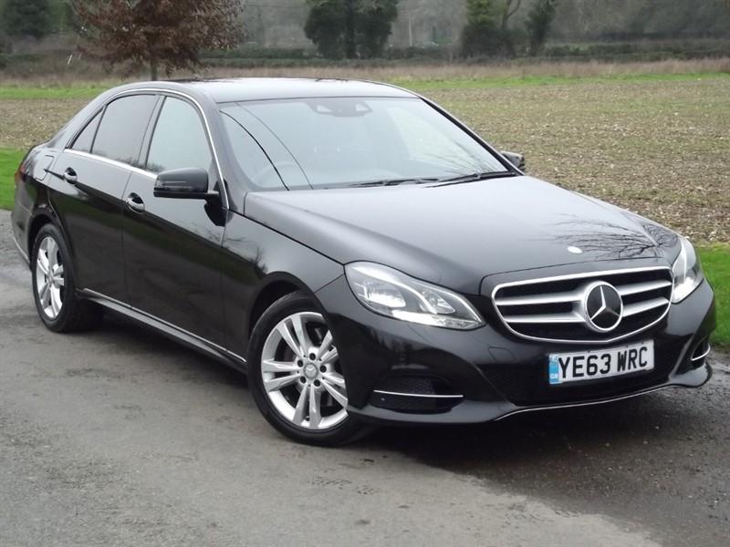 used Mercedes E300 BLUETEC HYBRID SE - 70MPG - £10 TAX in oxfordshire