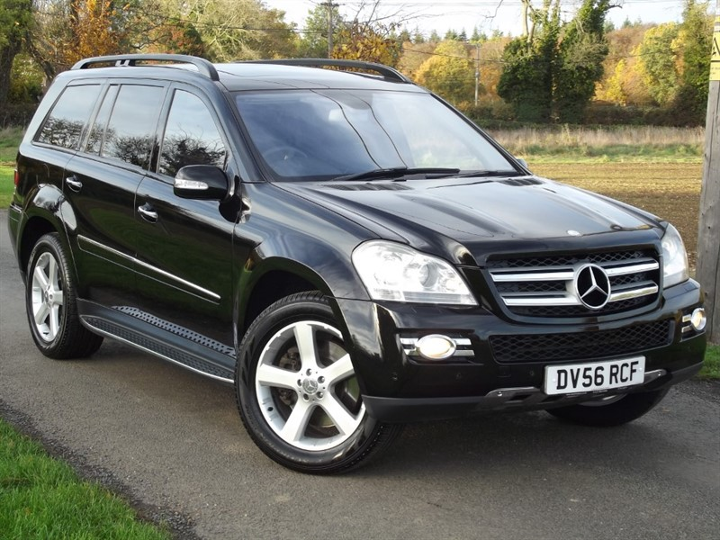 used Mercedes GL420 V8 CDI - HUGE SPEC - EVERY POSSIBLE EXTRA in oxfordshire