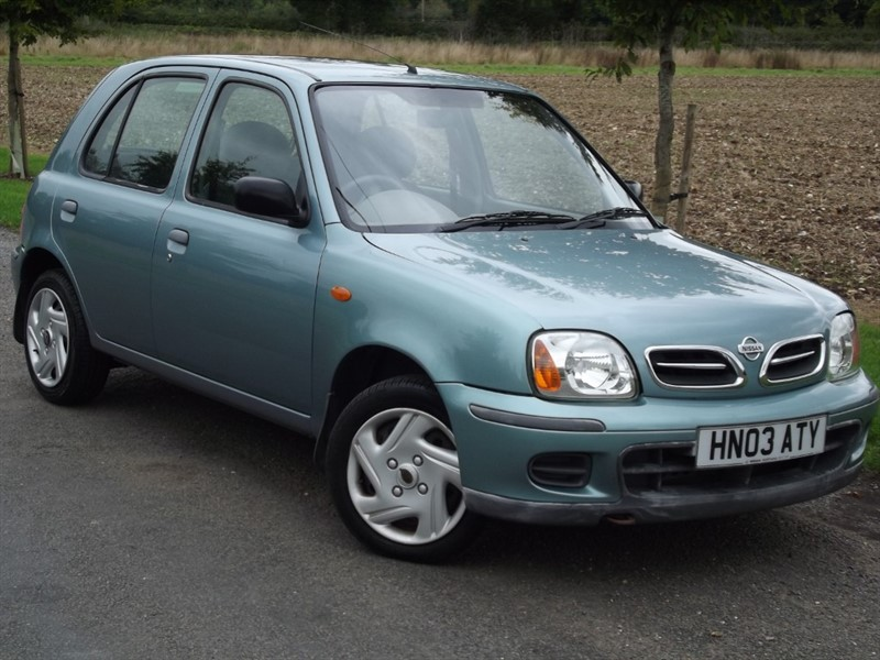 used Nissan Micra S - VERY LOW MILES in oxfordshire