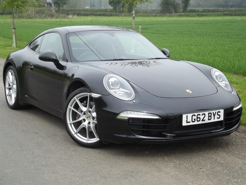 used Porsche 911 CARRERA PDK - BEST COLOUR - BIG SPEC in oxfordshire