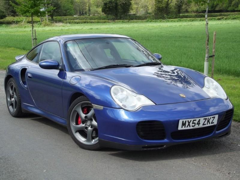 used Porsche 911 Turbo TIPTRONIC S - STUNNING CAR - APPRECIATING CLASSIC in oxfordshire