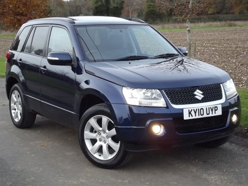 used Suzuki Grand Vitara SZ5 in oxfordshire