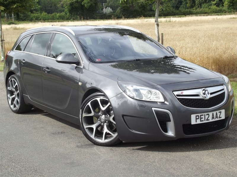 used Vauxhall Insignia VXR NAV - STUNNING CAR - RARE AUTOMATIC in oxfordshire