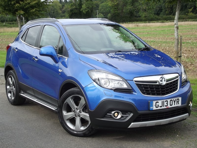 used Vauxhall Mokka SE CDTI S/S - LOVELY LOW MILEAGE CAR in oxfordshire
