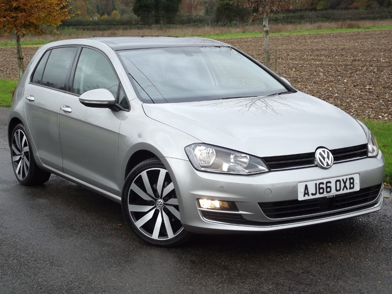 used VW Golf GT EDITION TSI ACT BMT DSG - 60MPG - ULEZ FREE in oxfordshire