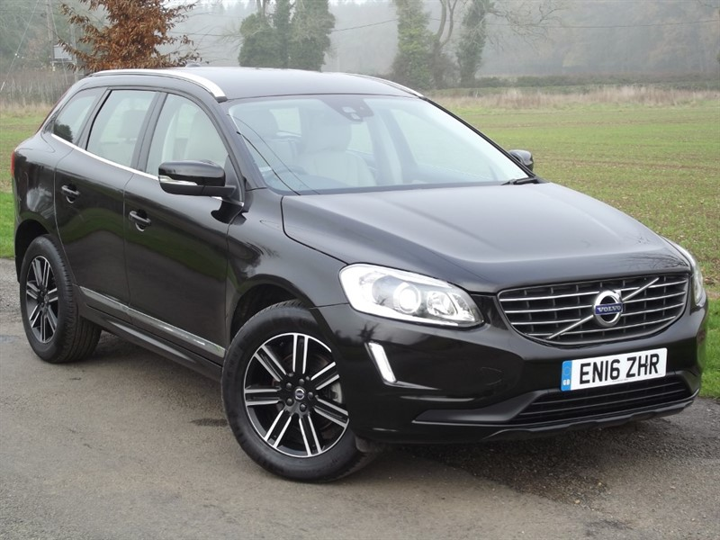 used Volvo XC60 D5 SE LUX NAV AWD with 2 YEAR RAC PLATINUM WARRANTY in oxfordshire