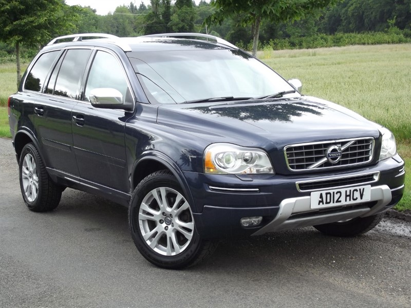 used Volvo XC90 D5 EXECUTIVE AWD - 1OWNER - STUNNING CAR in oxfordshire