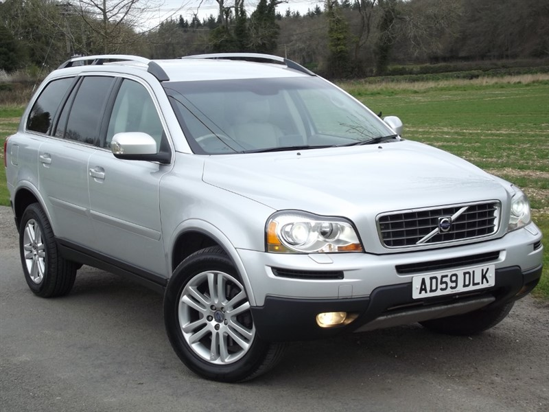 used Volvo XC90 D5 SE LUX PREMIUM AWD - TOP SPEC - LOVELY CAR in oxfordshire
