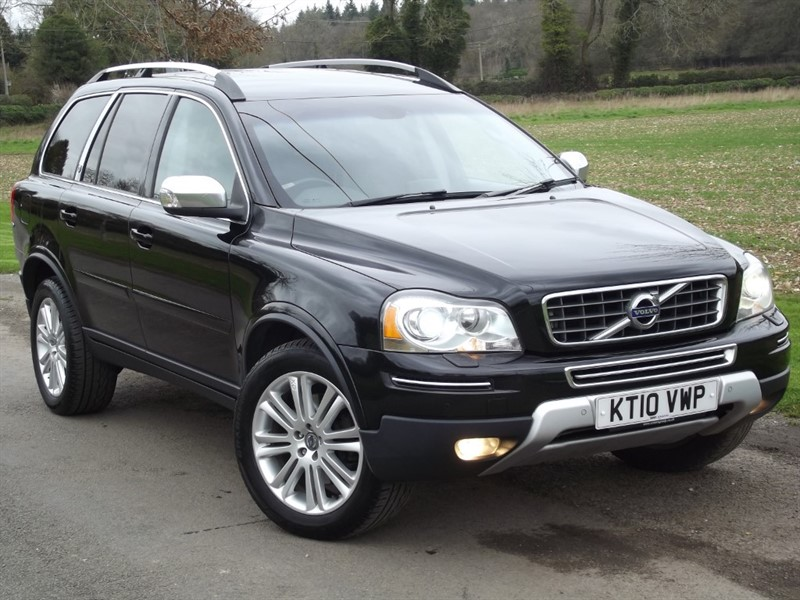 used Volvo XC90 D5 EXECUTIVE AWD - AMAZING CONDITION in oxfordshire