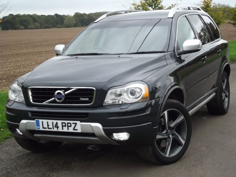 used volvo xc90 d5 r design awd facelift 200bhp model for sale in oxfordshire from continental. Black Bedroom Furniture Sets. Home Design Ideas