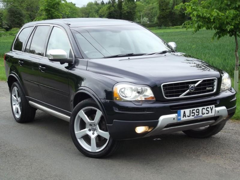 used Volvo XC90 D5 R-DESIGN SE PREMIUM AWD in oxfordshire