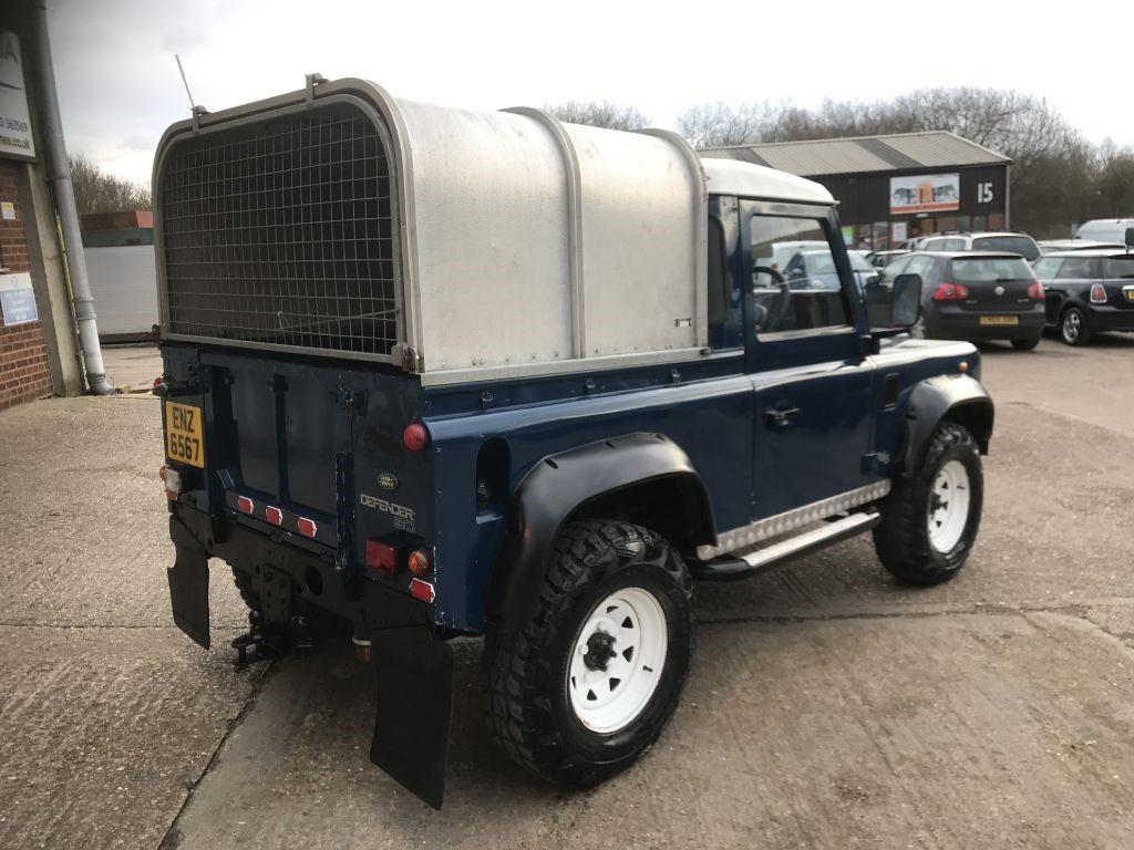 Used Land Rover Defender For Sale Walton Motors