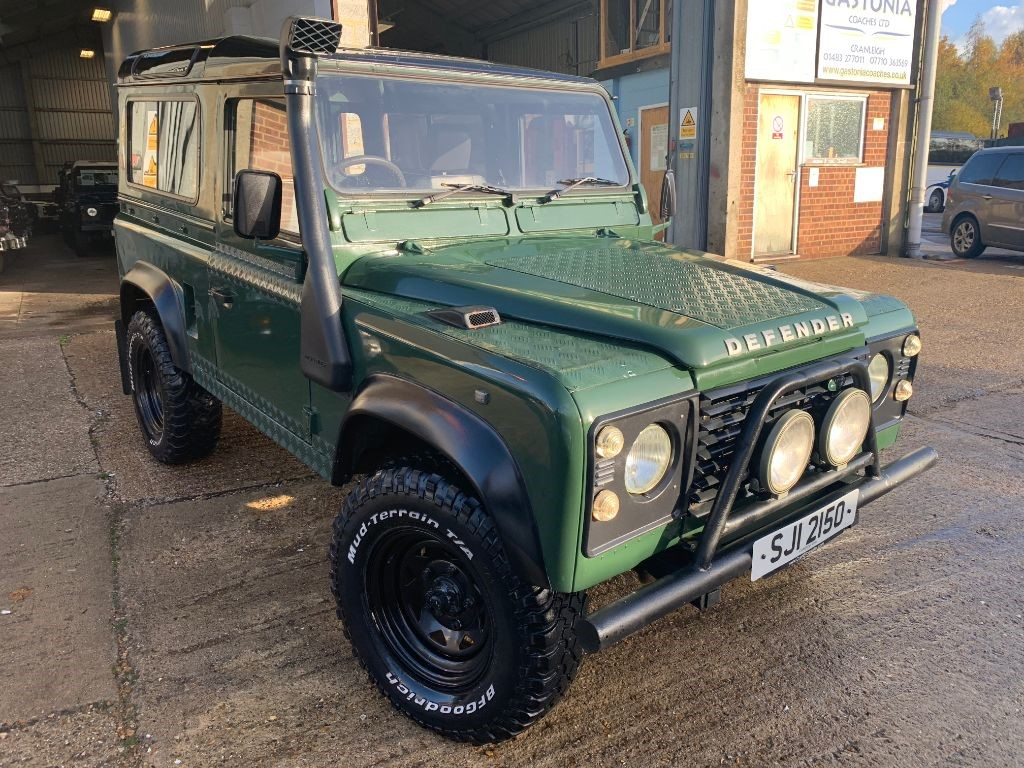 Used Land Rover Defender For Sale Walton Motors 90 Awaiting Images