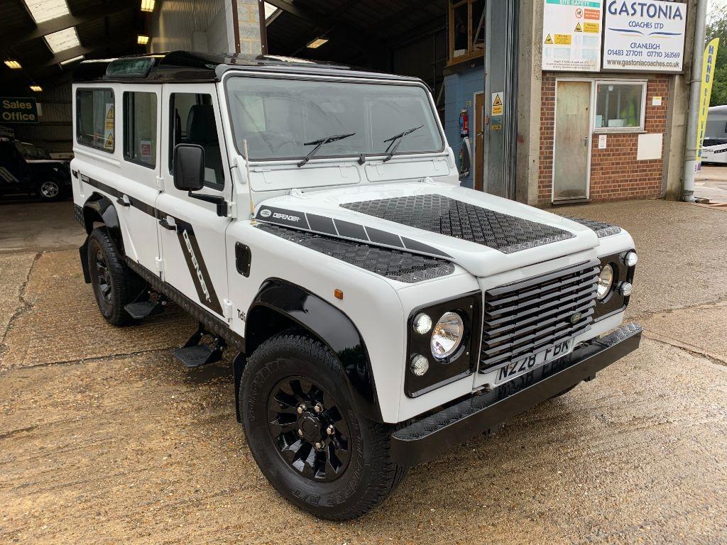 Used Land Rover Defender For Sale | Walton Motors