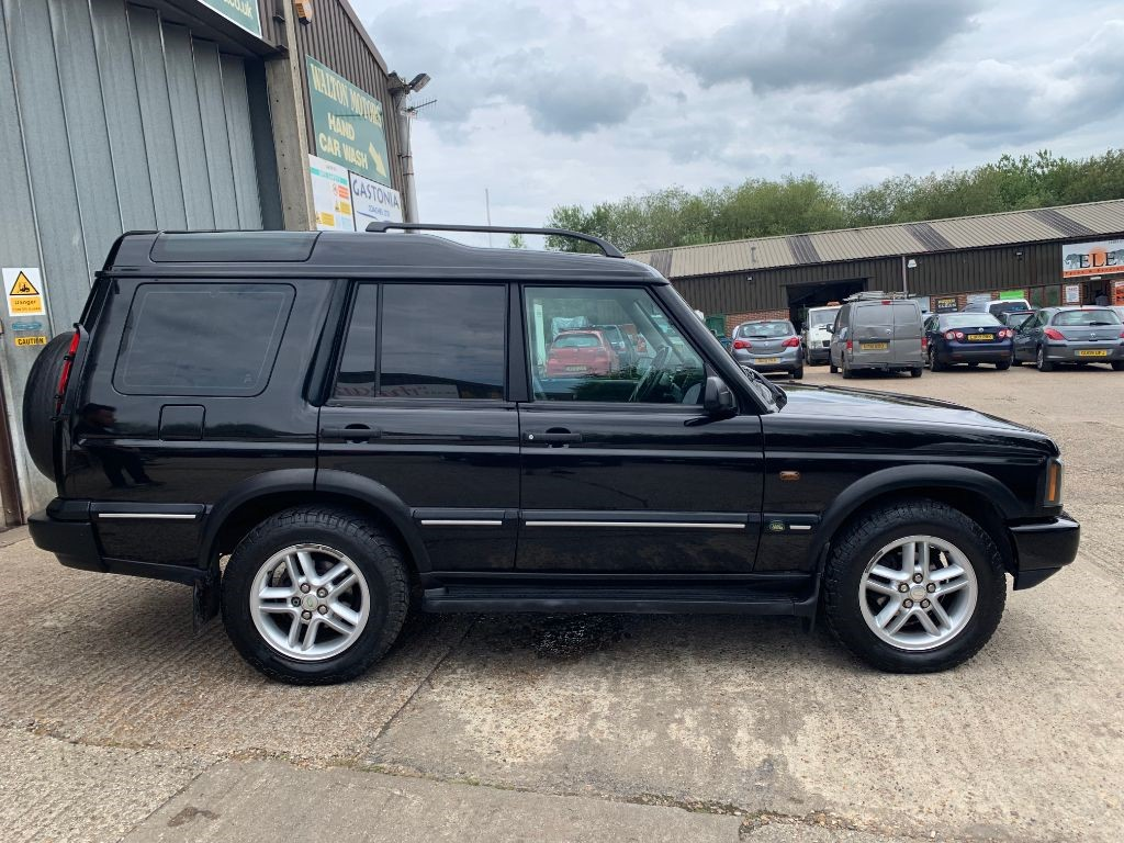 Used Land Rover Discovery For Sale | Walton Motors