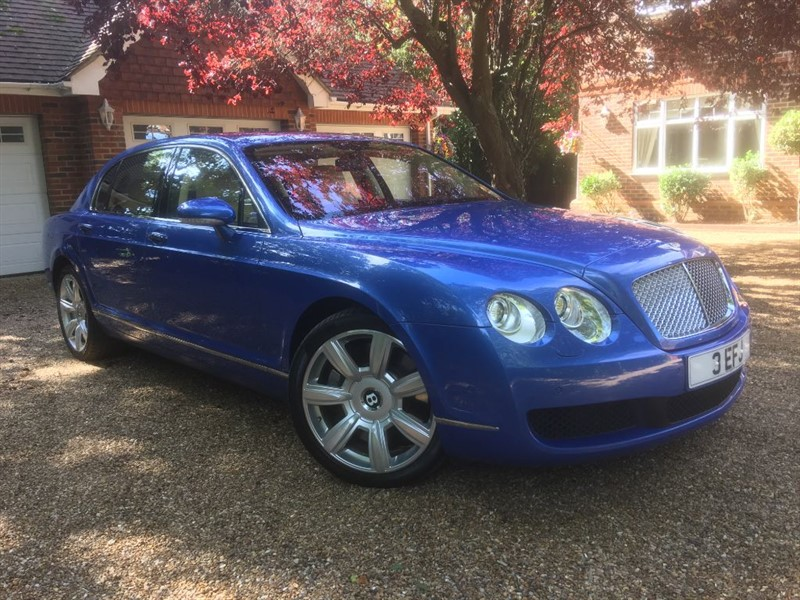 used Bentley Continental Flying Spur 4 SEATS in cranleigh-surrey