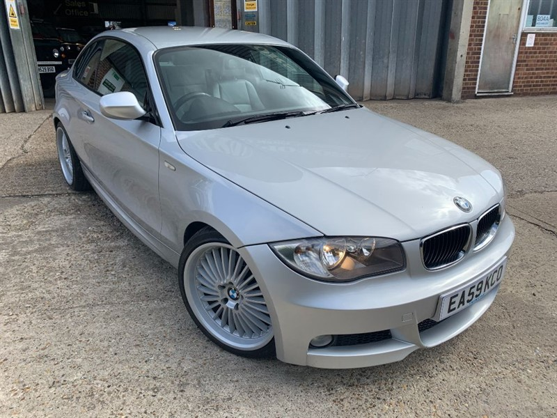 used BMW 118d M SPORT **ONLY 63,000 MILES** in cranleigh-surrey