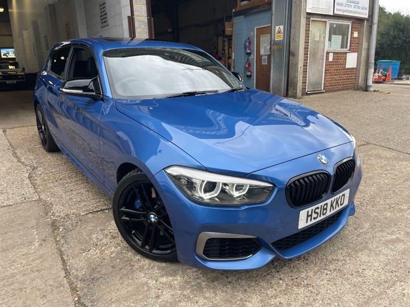 used BMW M140i SHADOW EDITION in cranleigh-surrey