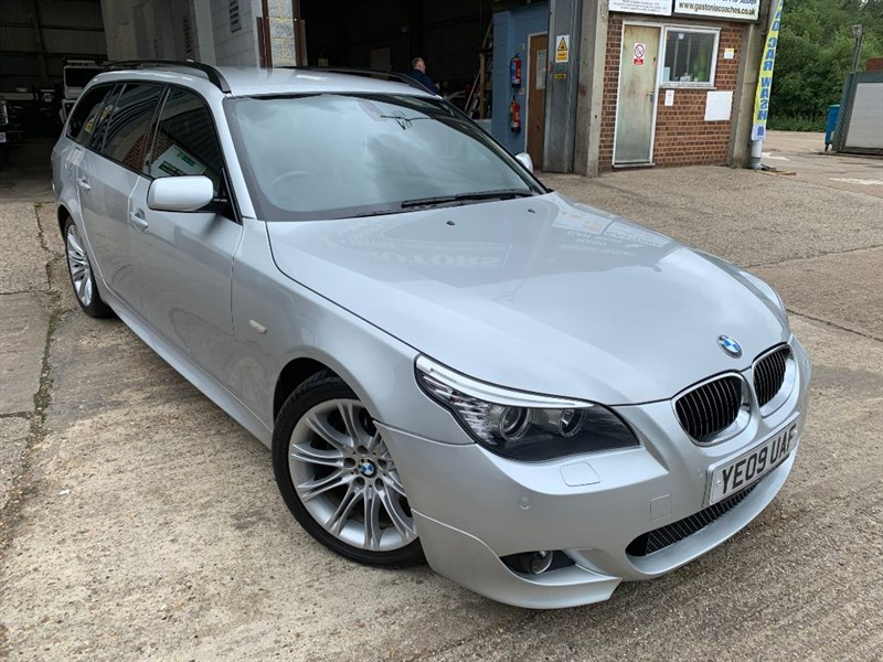 used BMW 520d M SPORT TOURING in cranleigh-surrey