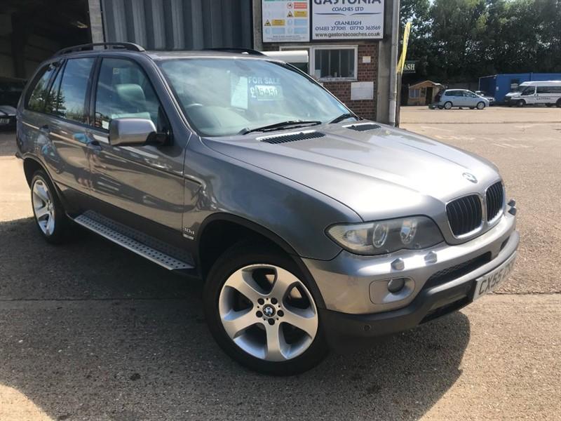used BMW X5 D SPORT in cranleigh-surrey