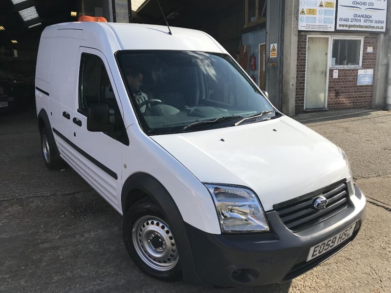 used Ford Transit Connect T230 HR in cranleigh-surrey
