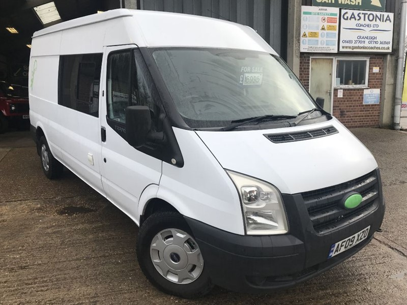 used Ford Transit CAMPER VAN in cranleigh-surrey