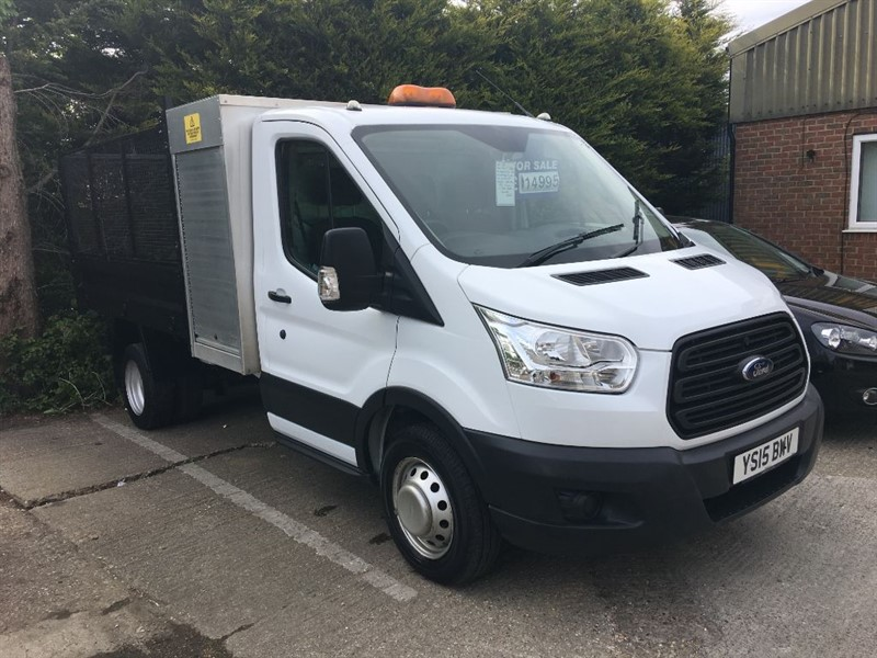 used Ford Transit 350 C/C DRW in cranleigh-surrey