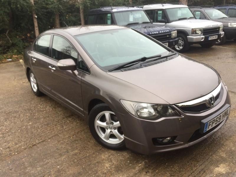 used Honda Civic IMA ES in cranleigh-surrey