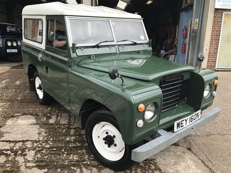 "used Land Rover  88"" - 4 CYL in cranleigh-surrey"